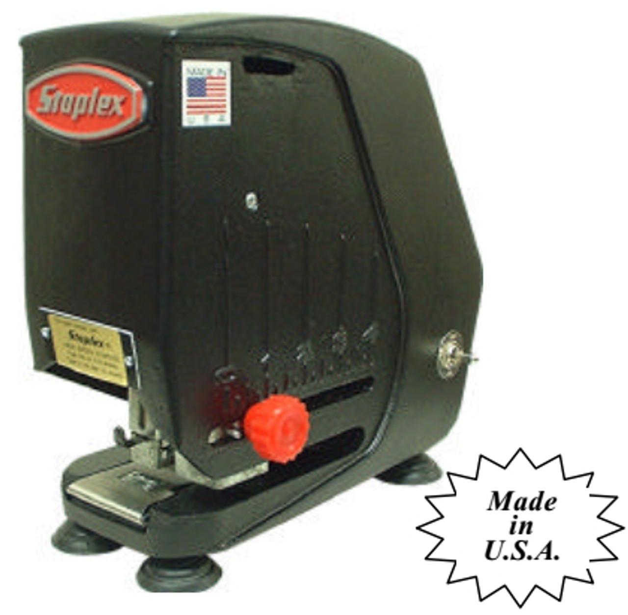 Staplex® Model S-54N Standard Model Electric Stapler