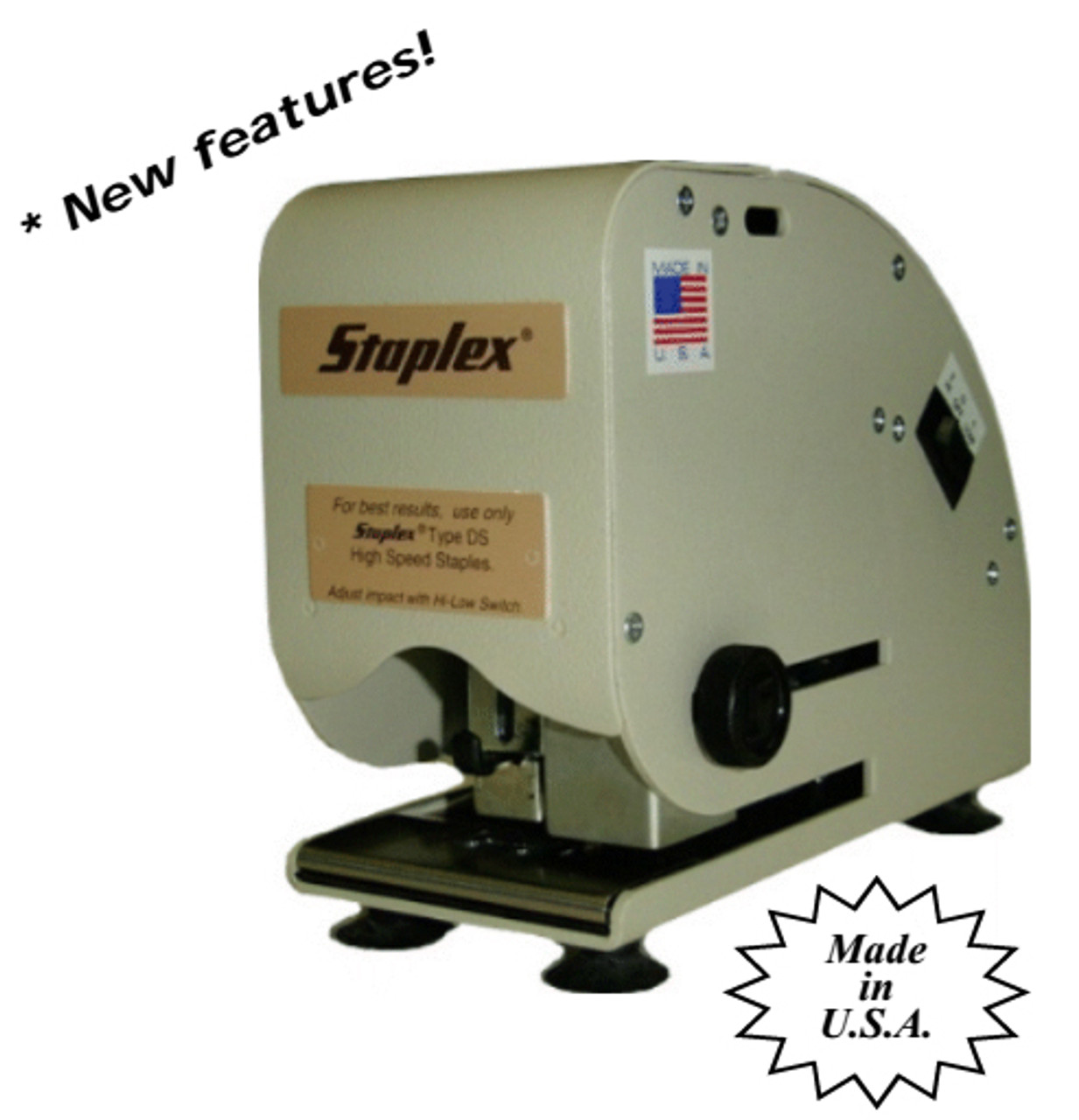 Staplex® Model SJM-1N Little Giant Electric Stapler