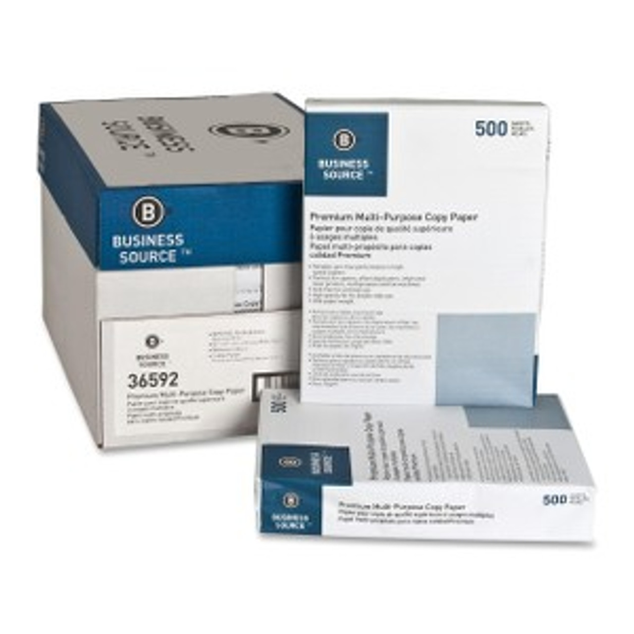 """Supply Owl Premium Grade Copy Paper 8-1/2"""" x 11"""" Long Island Delivery Only"""