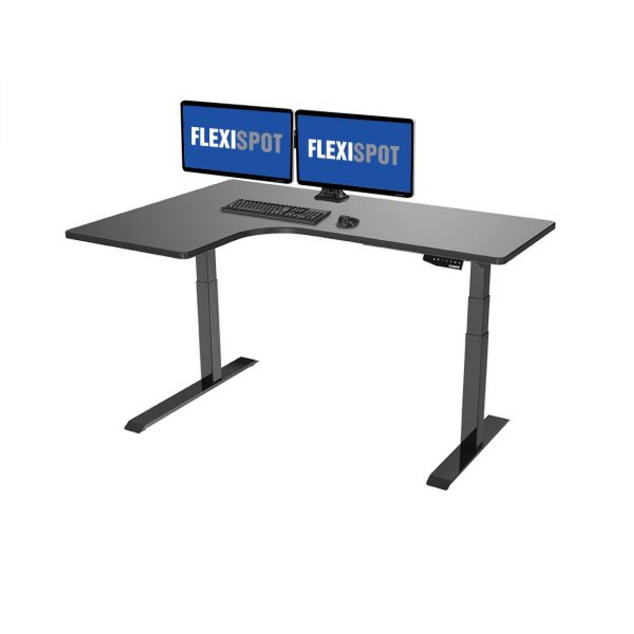 Flexispot L-Shaped Electric Height Adjustable Desks