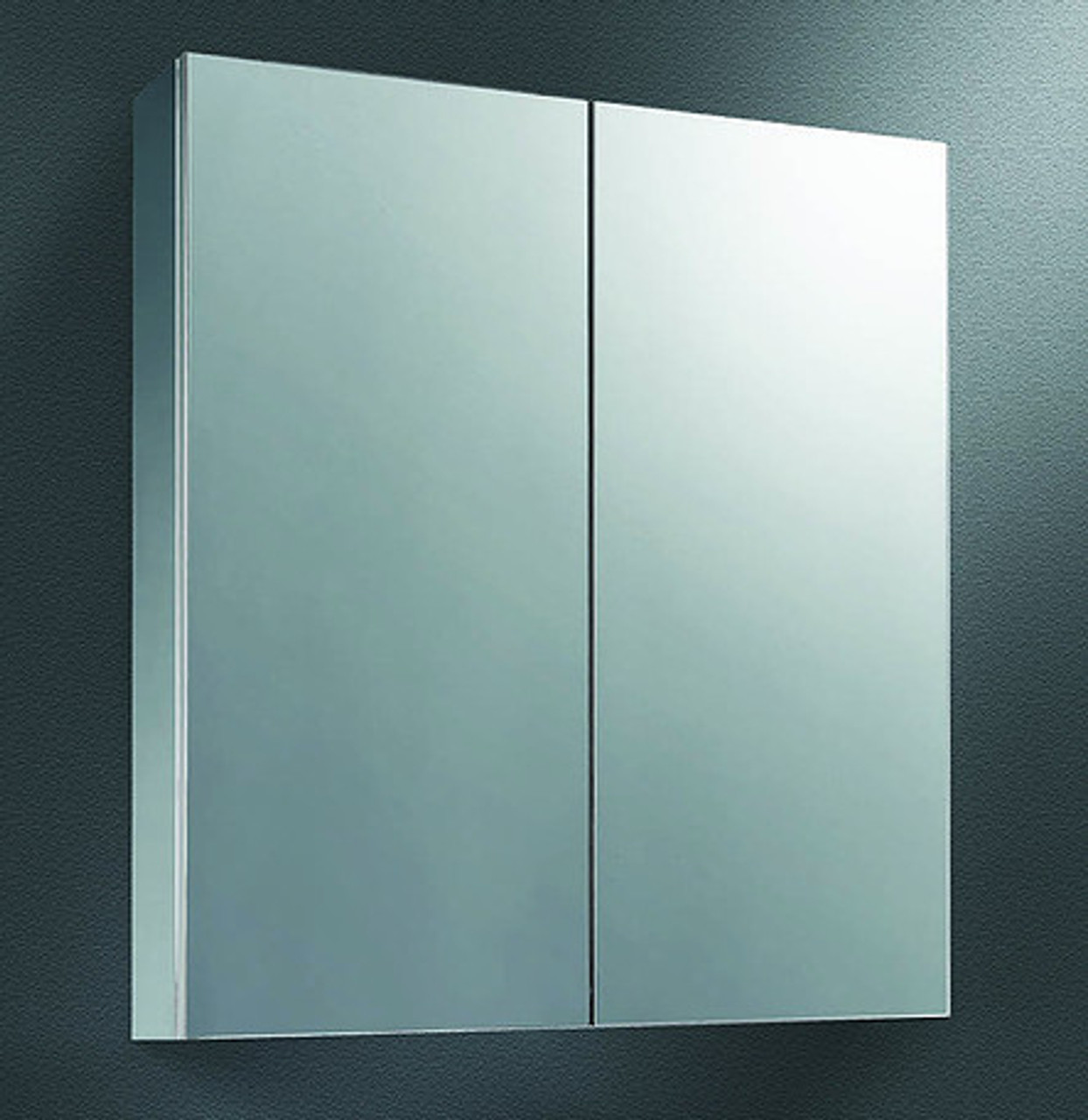 Ketcham Dual Door Medicine Cabinets Stainless Steel Series - Dual Door