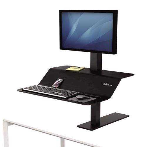 Lotus VE Sit-Stand Workstation