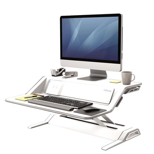 Lotus DX Sit-Stand Workstation