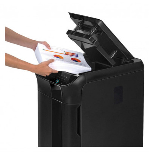 AutoMax Auto Feed Shredder