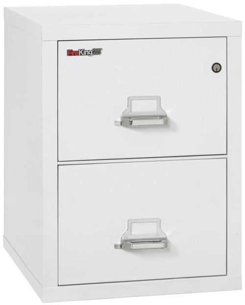 Fireproof 2-Drawer Vertical File Cabinet 25-2-2125