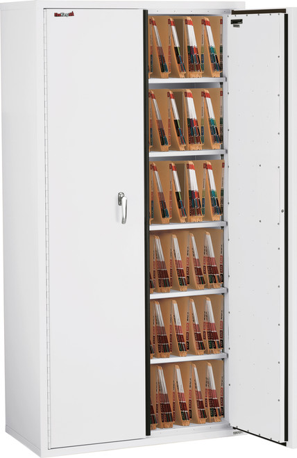 Fire King Storage Cabinet & Accessories End-Tab-Filing