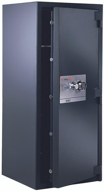 FireKing 1-Hour Fireproof 1.8 cu. ft. Burglary Security Safe, Dial Combination Lock KC1814-ZTA