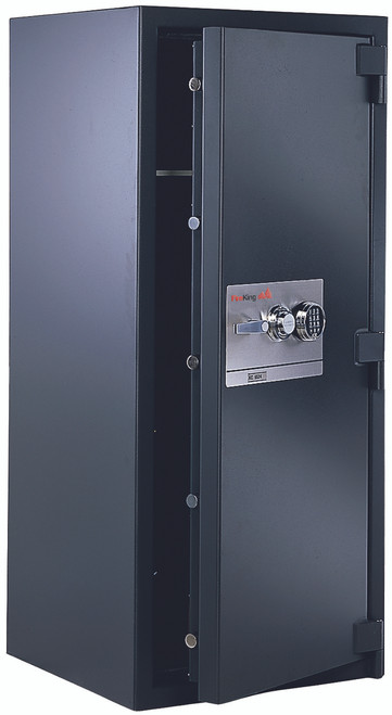 FireKing 1-Hour Fireproof 24.7 cu. ft. Burglary Security Safe, Dial Combination Lock, Taupe KC6033-ZTA