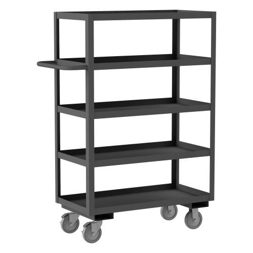 Durham Stock Cart, 5 Shelf RSC-2436-5-95