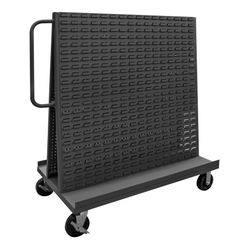 Durham A Frame, Pegboard, Louvered Panel AF-3048-PBLP-95