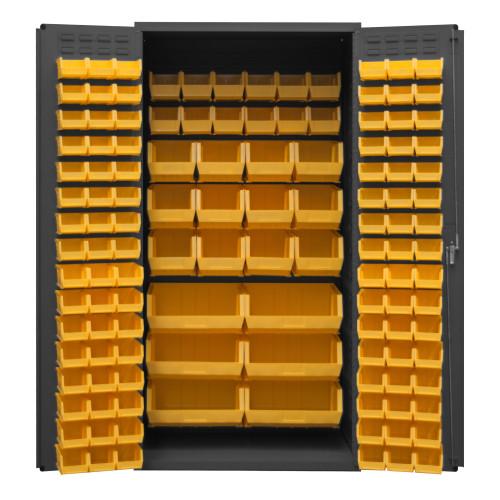 Durham Bin cabinet 2501-BDLP-126-95