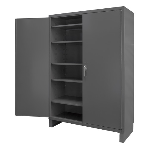 Durham Shelf cabinet SSC-602484-5S-95