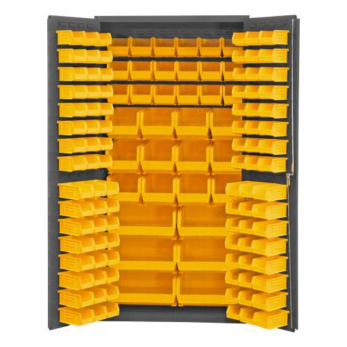 Durham Bin cabinet 3501-BDLP-132-95