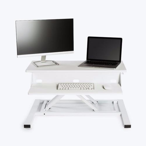 """Luxor Level Up Pro 32"""" Standing Desk Converter"""