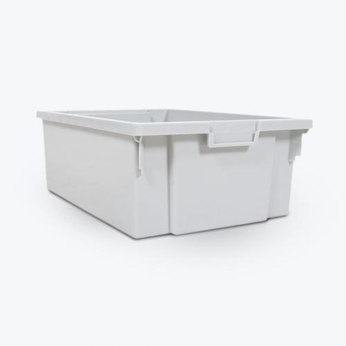 Luxor Stackable Storage Bins (4 Large)