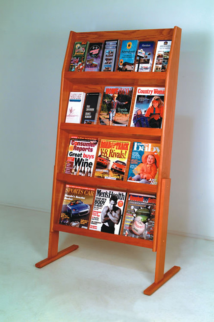 "Valueline  Floor Stand for 49"" Literature Displays."
