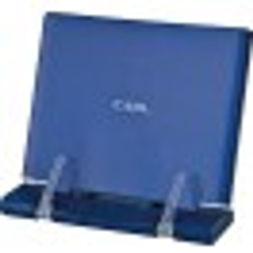 Book Stand - iPad Stand Kindle Tablet ebook Holder- Blue