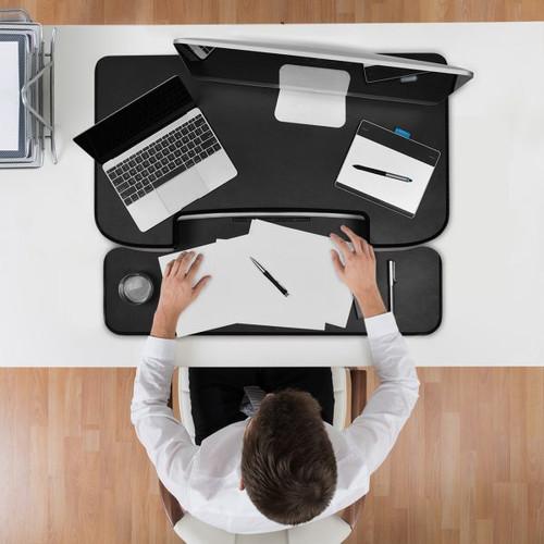 """FlexiSpot 28"""" Alcove Riser Standing Desk Converter"""