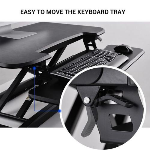 """FlexiSpot 35"""" Alcove Riser Standing Desk Converter"""