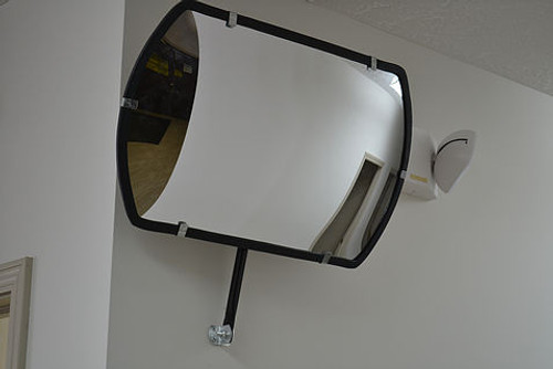 Supply Owl Convex Mirror Series - Roundtangular