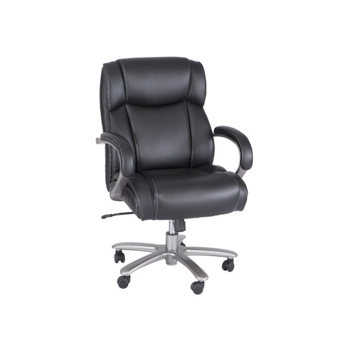 Big & Tall Mid-Back Chairs, 400 lb. Capacity