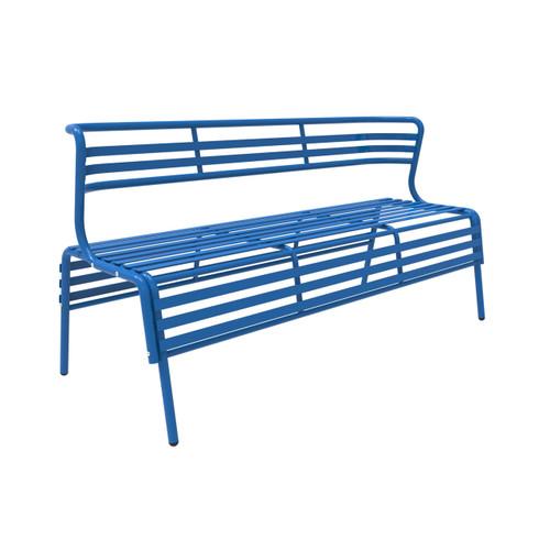 CoGo? Steel Outdoor/Indoor Bench