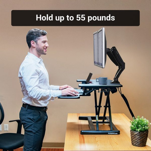 "FlexiSpot 36"" Motorized Electric Standing Desk"