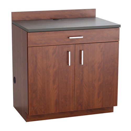 Hospitality Base Cabinet, One Drawer/Two Door
