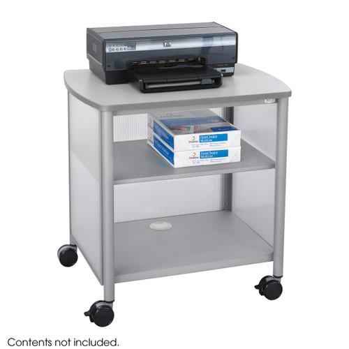 Impromptu Machine Stand