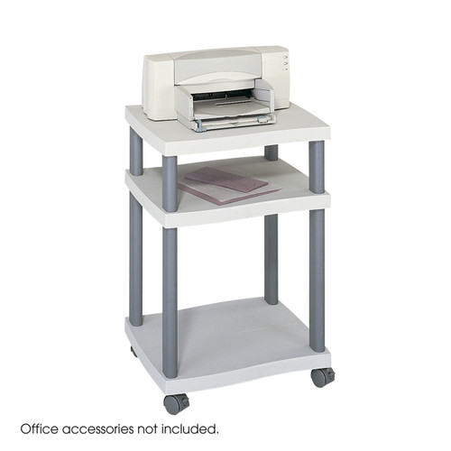 Wave Deskside Printer Stand