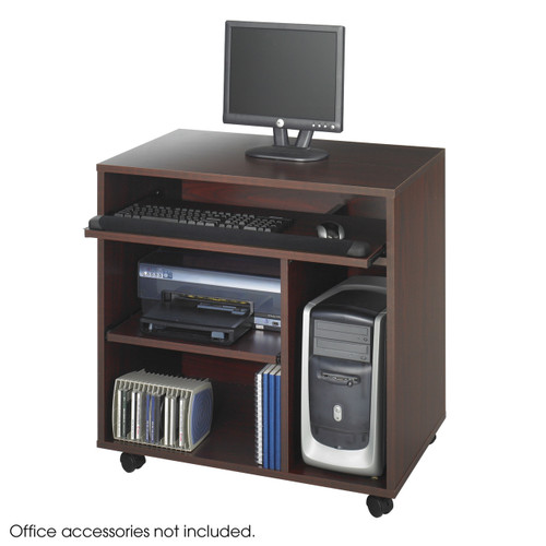 Ready-to-Use Computer Desk