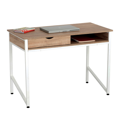 Single Drawer Office Desk