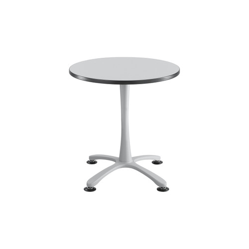 "Cha-Cha 30"" Round, X Base Sitting Height"