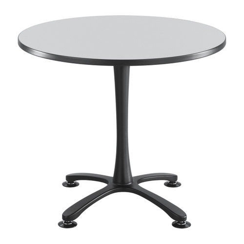 "Cha-Cha 36""-Round, X Base Sitting Height"