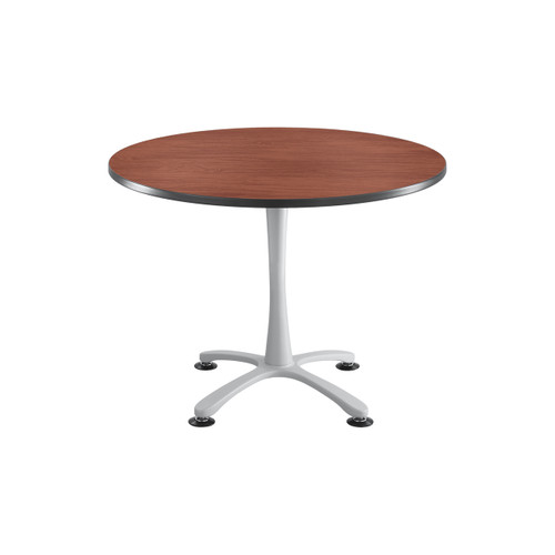 "Cha-Cha 42"" Round, X Base Sitting Height"