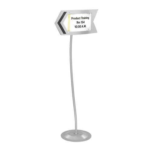 Customizable Arrow Sign