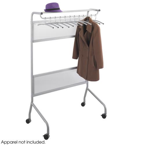 Impromptu Garment Rack