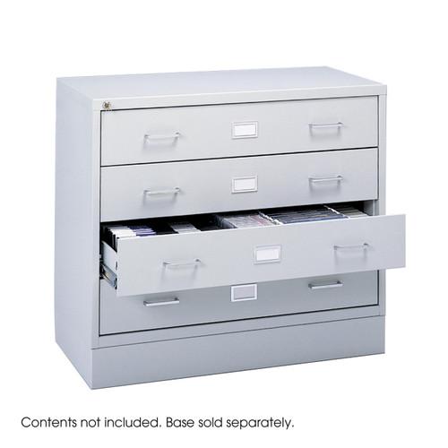 Audio/Video Microform Cabinet