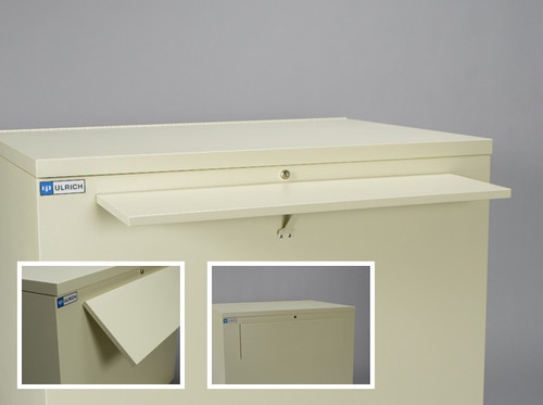 Equipped with 20 heavy duty folders this vertical flat file cabinet makes finding the right map, plan, print or poster easy.