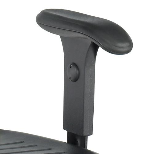 Task Master Adjustable T-Pad Armrest (Set)