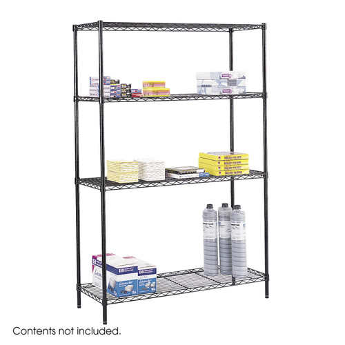 Commercial Wire Shelving, 48 x 18""