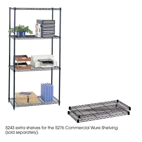 Commercial Extra Shelf Pack, 36 x 18""