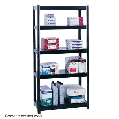 "36"" Wide 18"" Deep Boltless Shelving"