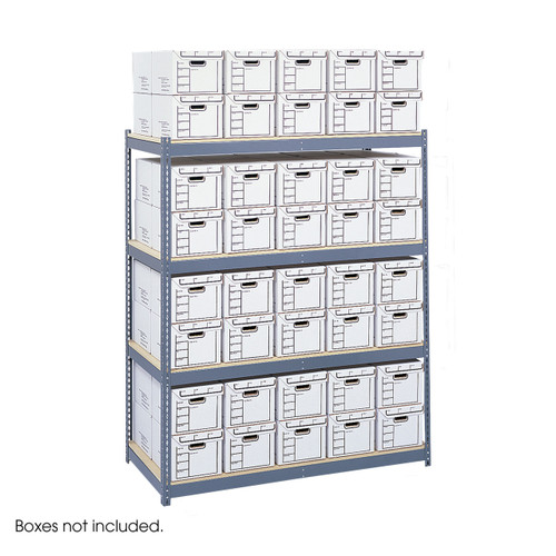 Steel Pack Archival Shelving