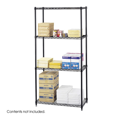 Commercial Wire Shelving, 36 x 18""