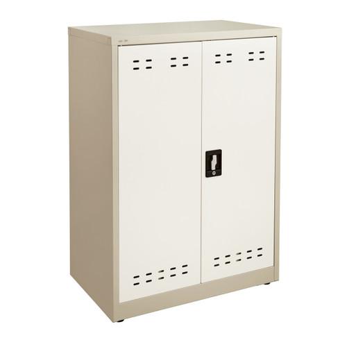 """42""""H Steel Storage Cabinet"""