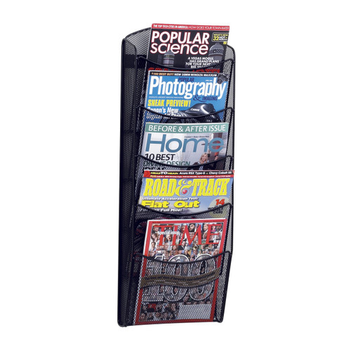5-Pocket Onyx Magazine Rack