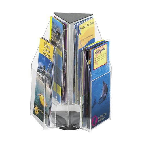 Reveal 6 Pamphlet Tabletop Displays