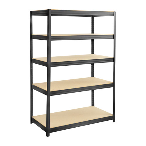 Boltless Steel and Particleboard Shelving 48x24