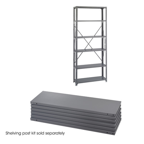 36 x 12 Industrial 6 Shelf Pack